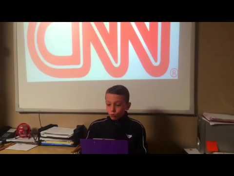 CNN Rainforest report