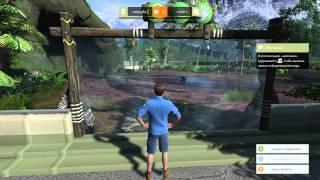 zOO Tycoon - Красивый Менеджер Зоопарка - Let's Play - Gameplay - Обзор