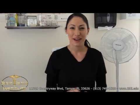 Ashley Electrolysis Testimonial Beauty and Health Institute Tampa, Florida