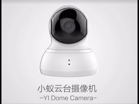 How to Set Up Yi Dome Camera North america Version