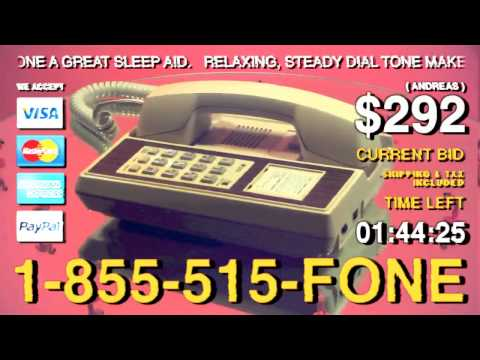 1986 RadioShack Office Phone