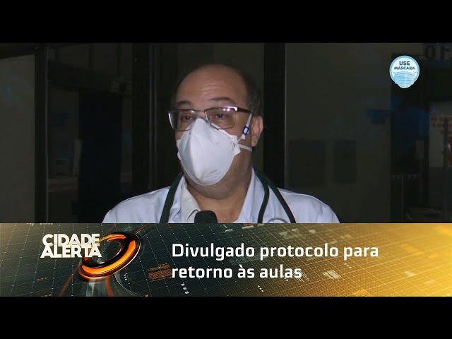 Divulgado protocolo para retorno às aulas presenciais em Alagoas