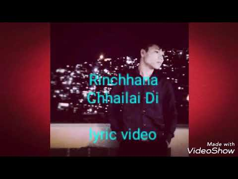 SIMP - Chhailai Di (Rinchhana) Official lyric video