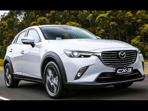 2017 mazda cx 3 compact suv review youtube. Black Bedroom Furniture Sets. Home Design Ideas