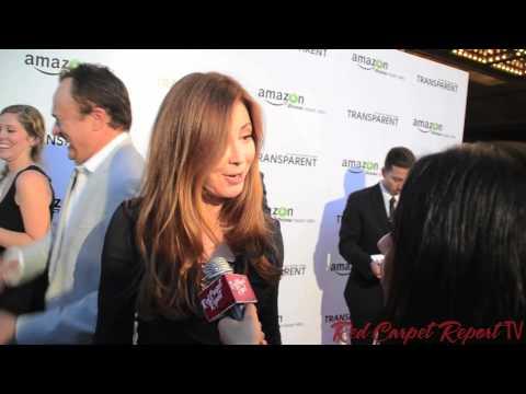 Dana Delaney at the Amazon Premiere Screening for #TransparentTV #AmazonStudios