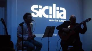 *NARANJO EN FLOR* (Hermanos Expósito) por Esteban Román (voz) | Carlos Ruvira (guitarra) 30|05