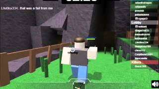 roblox Deathrun 2 Run or Die (2014)