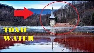 ABANDONED Underwater City RARE Footage!
