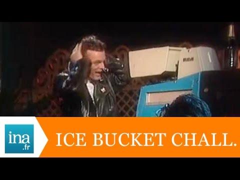 Ice Bucket Challenge Baffie / Dorothée - Archive INA