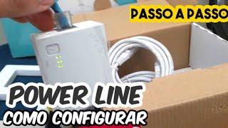 Powerline Tp-Link TL-PA4010KIT tutorial como configurar