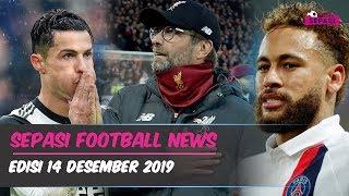 Jurgen Klopp Perpanjang Kontrak 😎 Neymar Tuntut Barcelona 😱 Nilai Cristiano Ronaldo Drop 😌