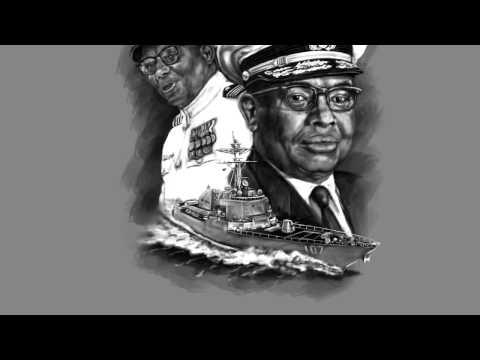 First African American Flag Officer   VADM Samuel L  Gravley, Jr