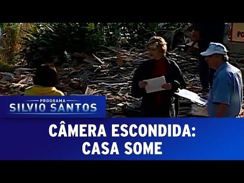 Câmera Escondida (01/05/16) - Casa Some
