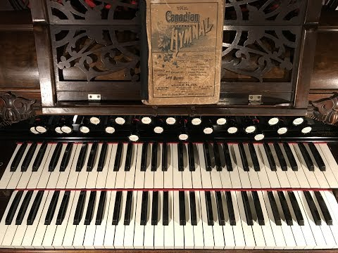 The Maple Leaf Forever -  Alexander Muir - Dominion Reed Organ