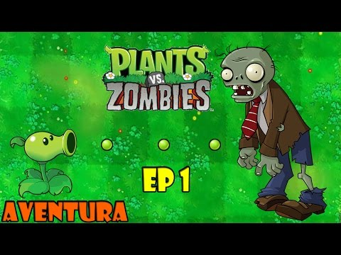 EP1: Boliche de zumbis - Plants vs Zombies