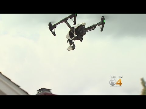 Insurance Companies Hopping On The Drone Bandwagon