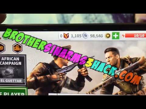 Brothers in Arms 3 Hack Medals 2017 Android/iOS Brothers in Arms 3 Cheats
