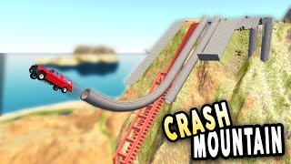 CRASH MOUNTAIN! - BeamNG.Drive Crashes and Gameplay
