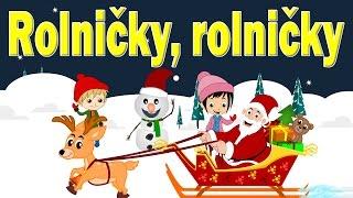Rolničky, rolničky | Vianočné piesne | Jingle Bells in Slovak | Christmas Carols