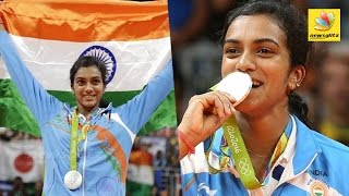 PV Sindhu sacrificed cellphone, junk food for Rio Olympics 2016