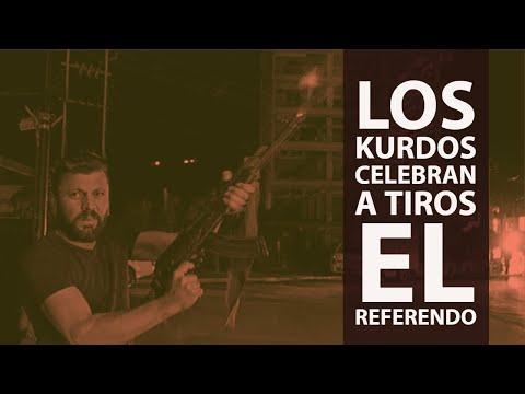 6. Kurdistán, dia 0; Kurdos celebran retirada milicias chiitas de Kirkuk