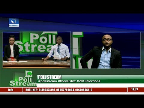 Discuss On Election Security As Nigerians Await Results |Poll Stream|
