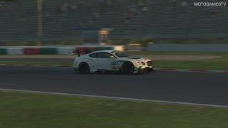 RaceRoom - Bentley Continental GT3 at Suzuka Circuit Gameplay