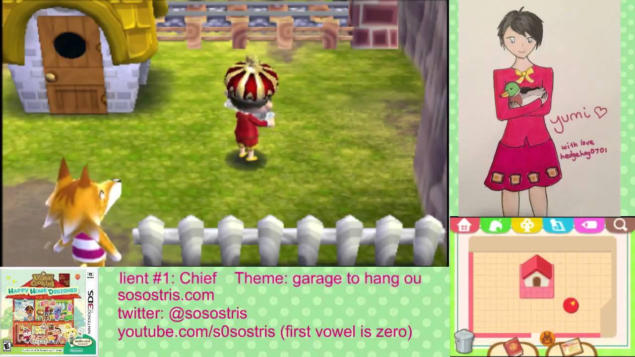 Animal Crossing: Happy Home Designer Letu0027s Play #66 Part 1   YouTube