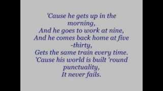 The Kinks - A Well Respected Man lyrics