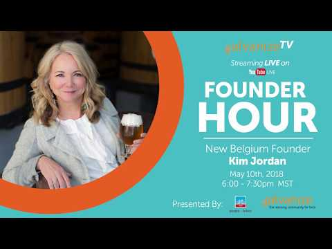 Galvanize Founder Hour | Kim Jordan, founder of New Belgium
