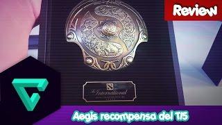 dota2 analizando the collector s aegis of champions del ti5