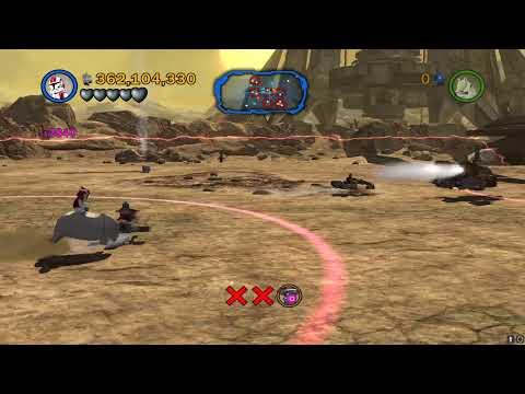 LEGO STAR WARS III CLONE WARS |
