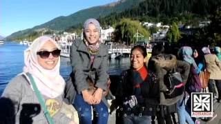Day #7 Meducation Tour New Zealand 2015 (Queenstown - Walter's Peak))