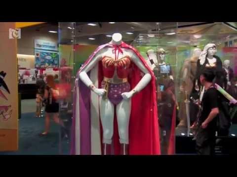 Wonder Woman celebrates 75th birthday