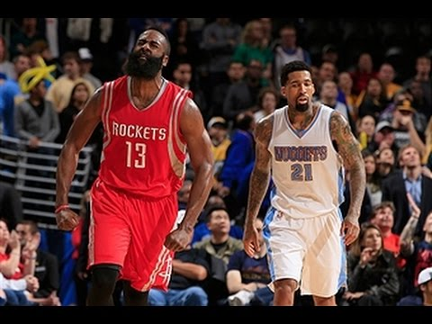 James Harden Scores 41-Points, Lead Rockets to OT Win - 동영상