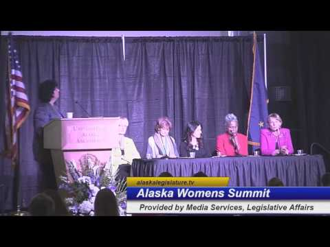 Alaska Women's Forum Day 2 Leadership Pipeline