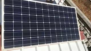 Come modificare un pannello solare da 200W 24V a 400W 12V