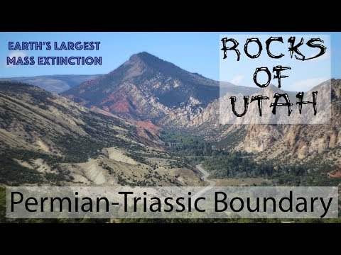 The Permian-Triassic Boundary - The Rocks of Utah