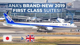 TRIPREPORT | All Nippon Airways (FIRST CLASS) | Tokyo Haneda - London Heathrow | Boeing 777-300ER
