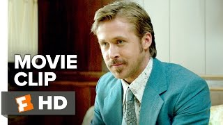 The nice guys movie clip - i can start right away (2016) - ryan gosling movie hd