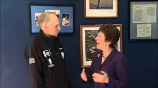Senator Collins Meets with Maine Runner Gary Allen
