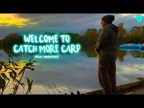 CARP FISHING ANNOUNCEMENT | LEON BARTROPP | Www.catchmorecarp.co.uk