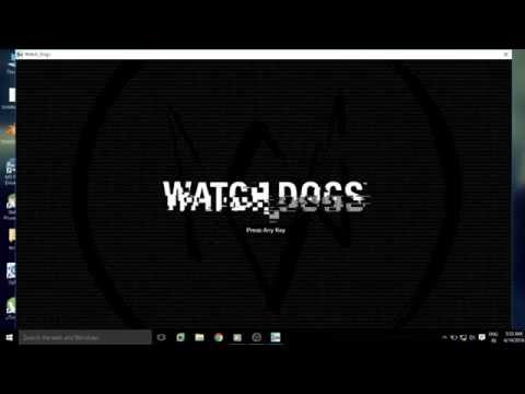 Watch Dogs Lag Fix Mod