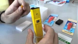 Тестер качества воды PH-метр цифровой PH-009(1)(, 2014-12-10T22:18:16.000Z)