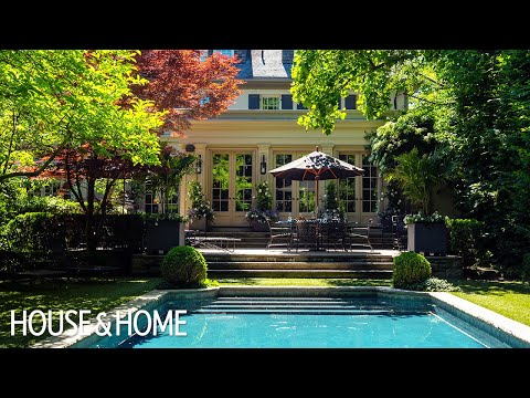 Designing the Perfect City Garden With A Beautiful Pool