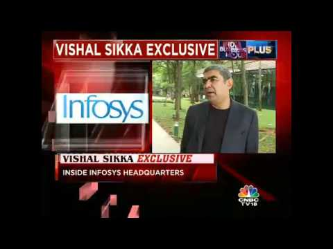 VISHAL SIKKA EXCLUSIVE: INFOSYS CEO OPENS UP