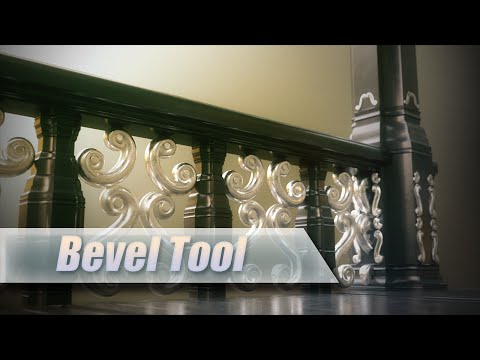 Blender Tip: Why the bevel tool is awesome!