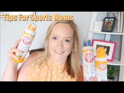 TIPS FOR A SPORTS MOM | SPONSORED