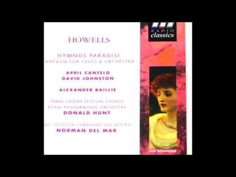 Howells  Fantasia for Cello and Orchetra
