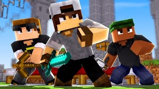 Minecraft: BED WARS - TIME FORTE!